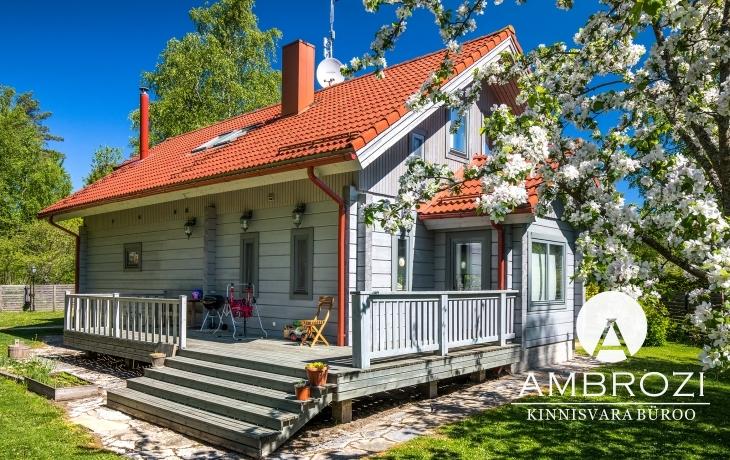 Настоящий и изысканный вкус уединённости, в сочетании абсолютного комфорта. всего в нескольких минутах езды от Таллинна, Metsjärve tee 10