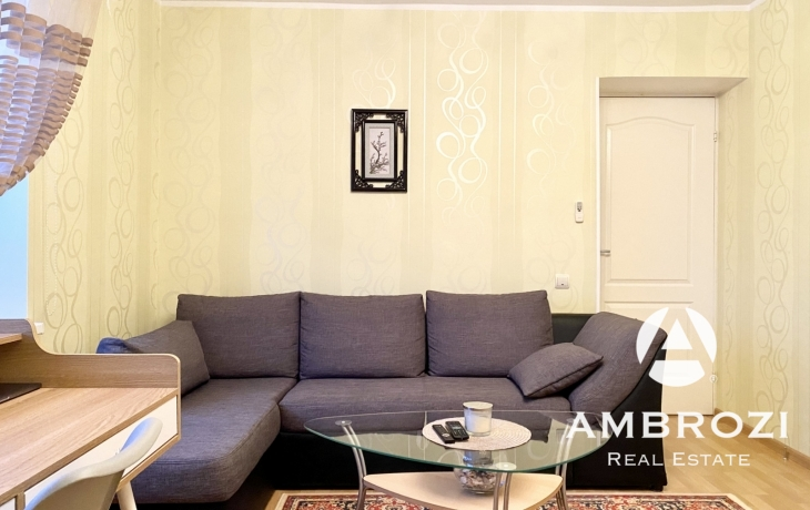 Filled with light and warmth! Spacious 2-room apartment in Sillamäe, V.Tškalovi tn 20