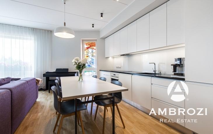 Дом мечты! Комфортное, мягкое и уютное жильё. Просторная 4-х комнатная квартира для вашей семьи, Pärnu mnt. 126